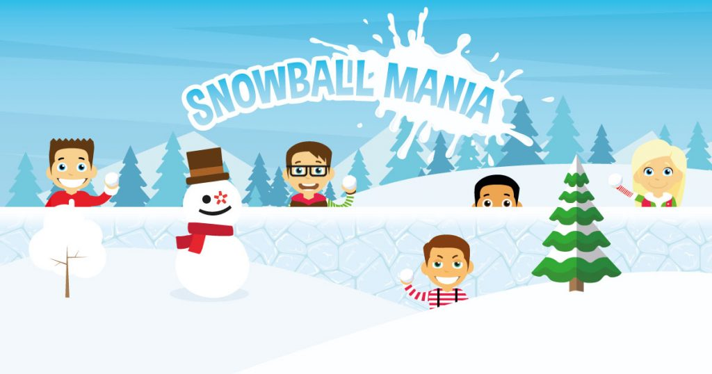 Let's play Snowball Mania!