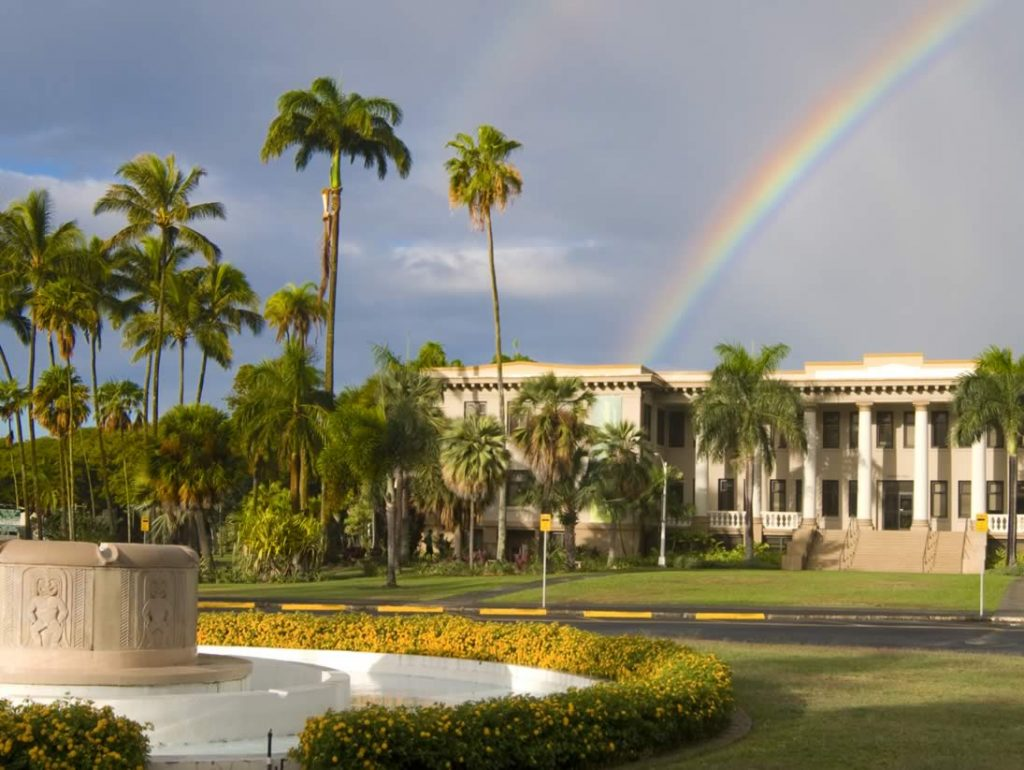 Imin International Conference Center, University of Hawai'i, Honolulu between February 28th and March 3rd, 2019.